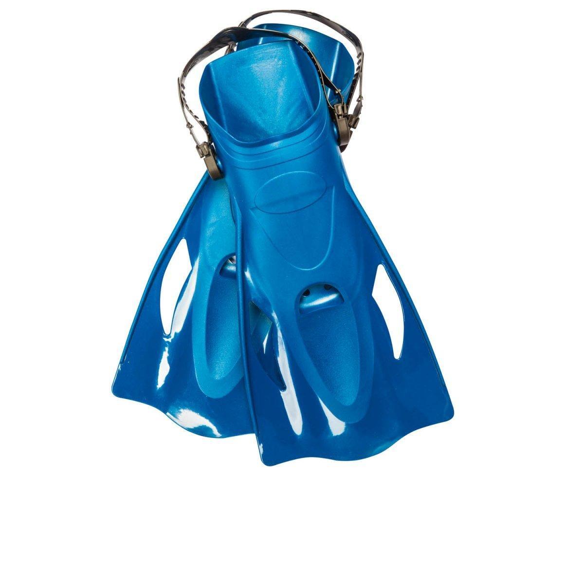 Ласты для плавания Bestway 27028, размер XXL, 42 (EU), под стопу ≈ 26.5 см, голубой