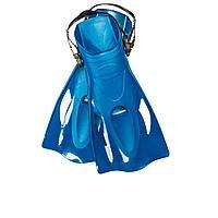 Ласты для плавания Bestway 27028, размер XXL, 42 (EU), под стопу ≈ 26.5 см, голубой, фото 1