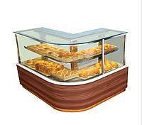 Витринный холодильный шкаф для выпечки