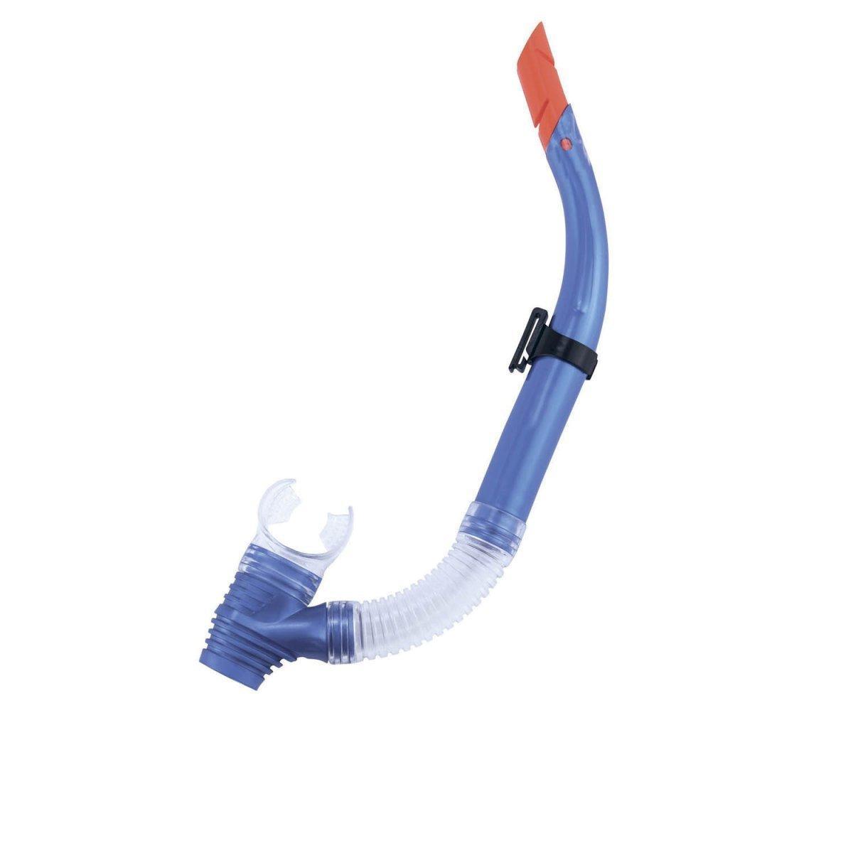 Трубка для плавания Bestway 23012, синяя