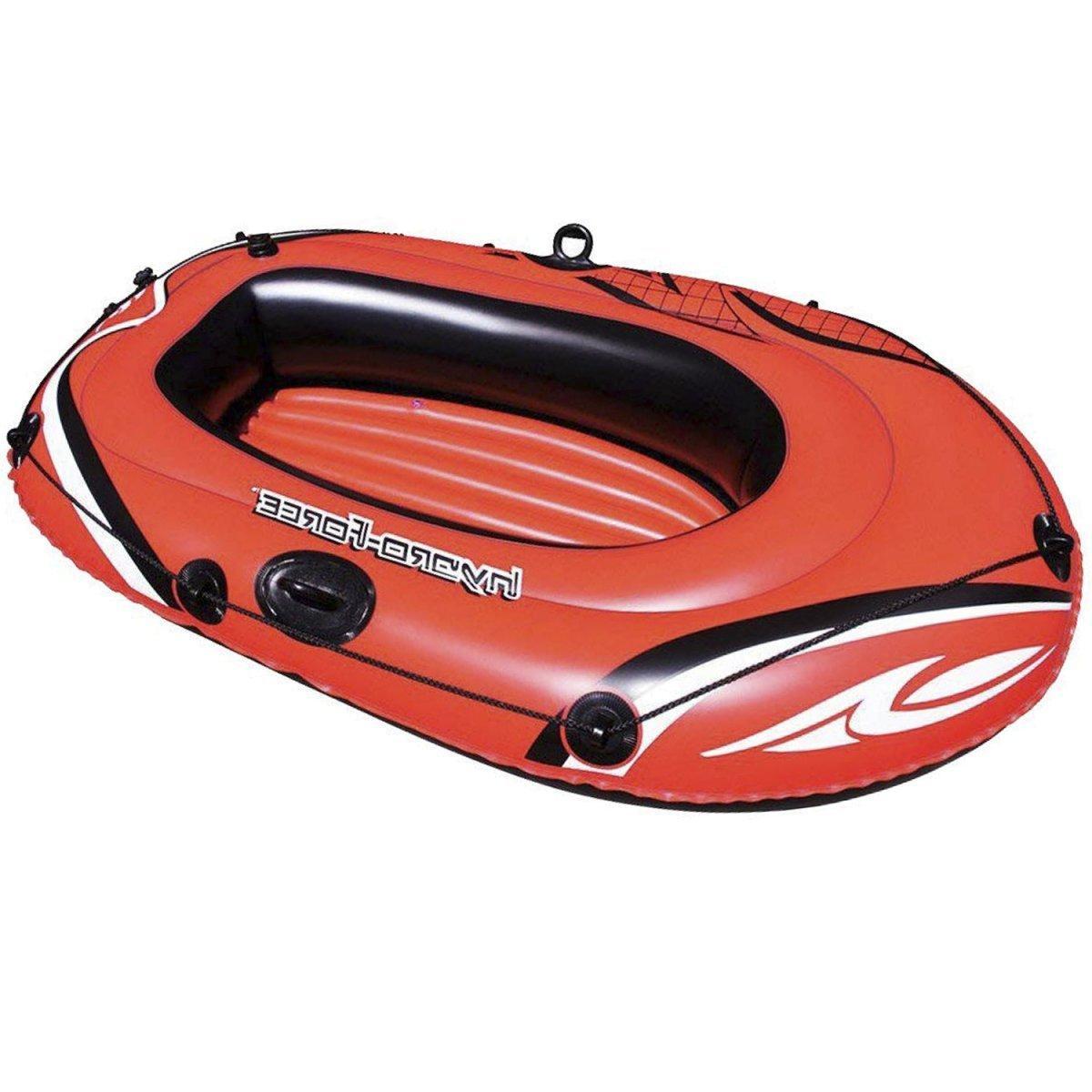 Одноместная надувная лодка Bestway 61099, Hydro Force, 155 х 97 см