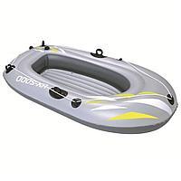 Одноместная надувная лодка Bestway 61106 Hydro Force, 145 х 87 см