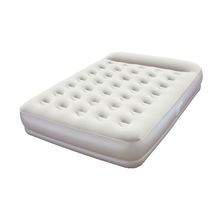 Надувная кровать Bestway 67459, 152 х 203 х 38 см, встроенный электронасос. Двухспальная
