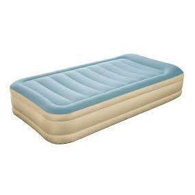 Надувная кровать Bestway 69005, 97 х 191 х 36 см, встроенный электронасос. Односпальная