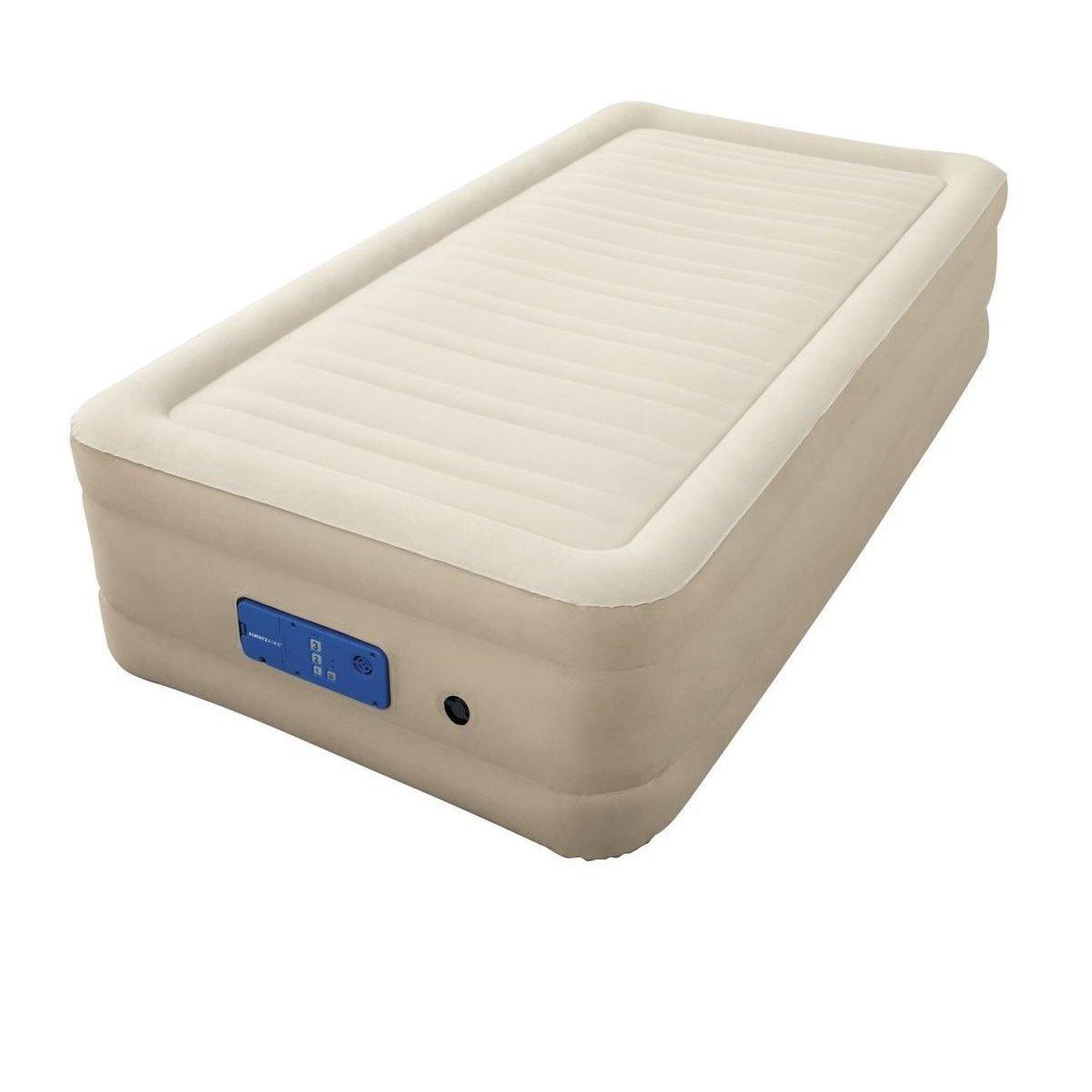 Надувная кровать Bestway 69035, 97 х 191 х 51 , встроенный электронасос Alwayzaire. Односпальная