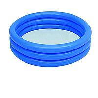 Детский надувной бассейн Bestway 51025, голубой, 122 х 25 см