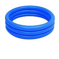 Детский надувной бассейн Bestway 51027, голубой, 183 х 33 см