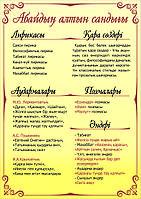 Плакаты Казак эдебиети. Абай Кунанбаевты жеке окыту, фото 1