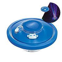 Плавающий фонтан для бассейна Bestway 58493 Световое Шоу с LED подсветкой. Работает от аккумулятора