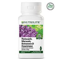 NUTRILITE Кальций, магний, витамин D комплекс, 90 таб. (эффективное трио)
