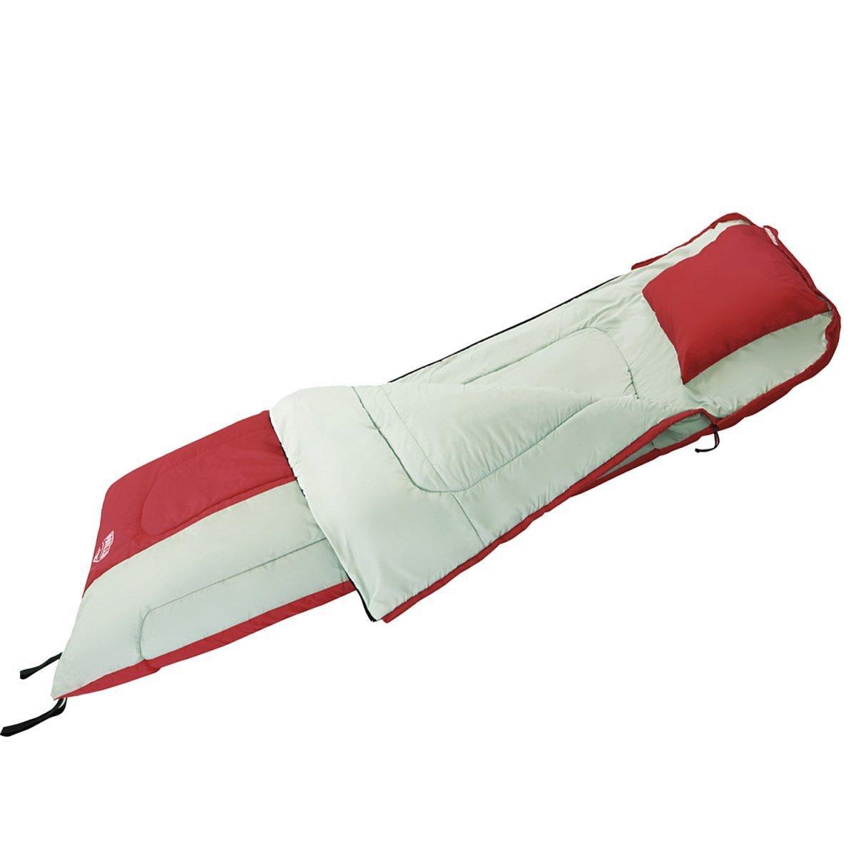 Спальный мешок Pavillo Bestway 68047, 205 х 90 см, красный