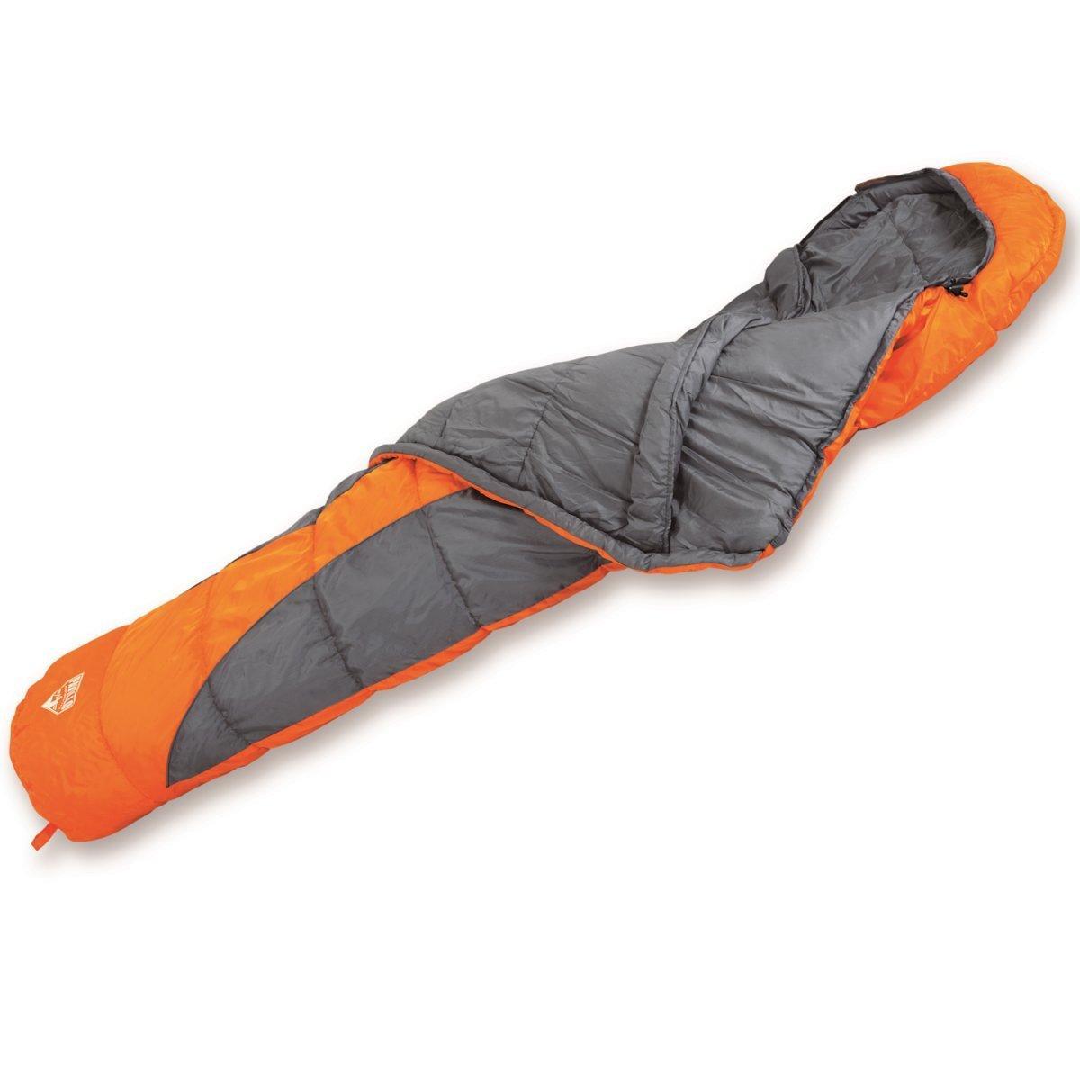 Спальный мешок Pavillo Bestway 68049, 230 х 80 х 55 см, оранжевый