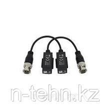 Hikvision DS-1H18S/E Пассивный приемо-передатчик аналогового видеосигнала по витой паре, с кабелем