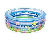 Детский надувной бассейн Bestway 51028, 152 х 51 см
