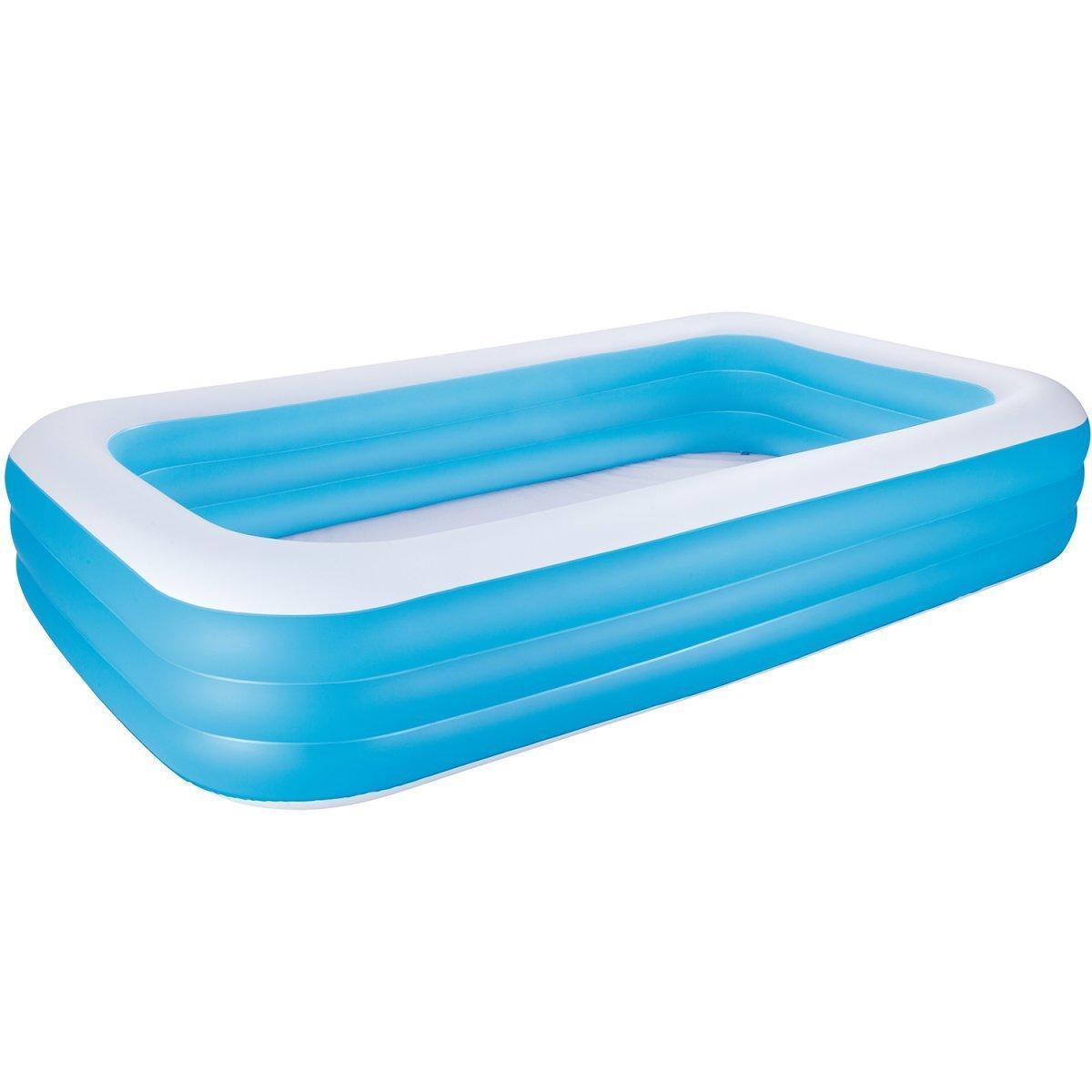 Детский надувной бассейн Bestway 54009 Семейный, 305 х 183 х 56 см