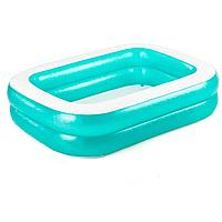 Детский надувной бассейн Bestway 54005, 201 х 150 х 51 см