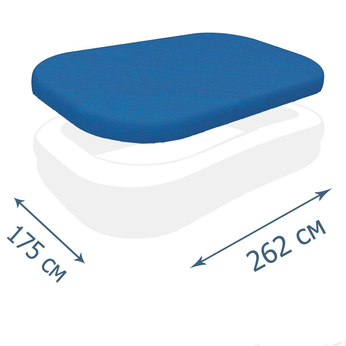 Тент - чехол для надувного бассейна Bestway 58319, 262 x 175 x 51 см