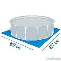 Подстилка для бассейна Bestway 56444 box, 427 х 427 см, фото 1