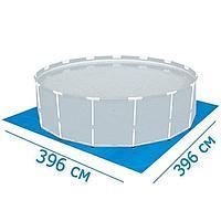 Подстилка для бассейна Bestway 58002 box, 396 х 396 см
