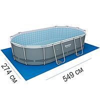 Подстилка для бассейна Bestway 58139, 58266 box, 549 х 274 см, фото 1