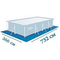 Подстилка для бассейна Bestway 58238 box 732 х 366 см