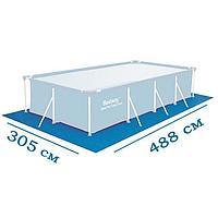 Подстилка для бассейна Bestway 58263 box, 488 х 305 см
