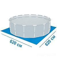 Подстилка для бассейна Intex 26334 box, 620 х 620 см, фото 1