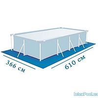 Подстилка для бассейна Intex 28195 box, 610 х 366 см