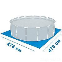Подстилка для бассейна Intex 55384, 478 х 478 см, квадратная, фото 1