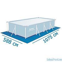 Подстилка для бассейнов Intex 10760 box, 1075 х 588 см