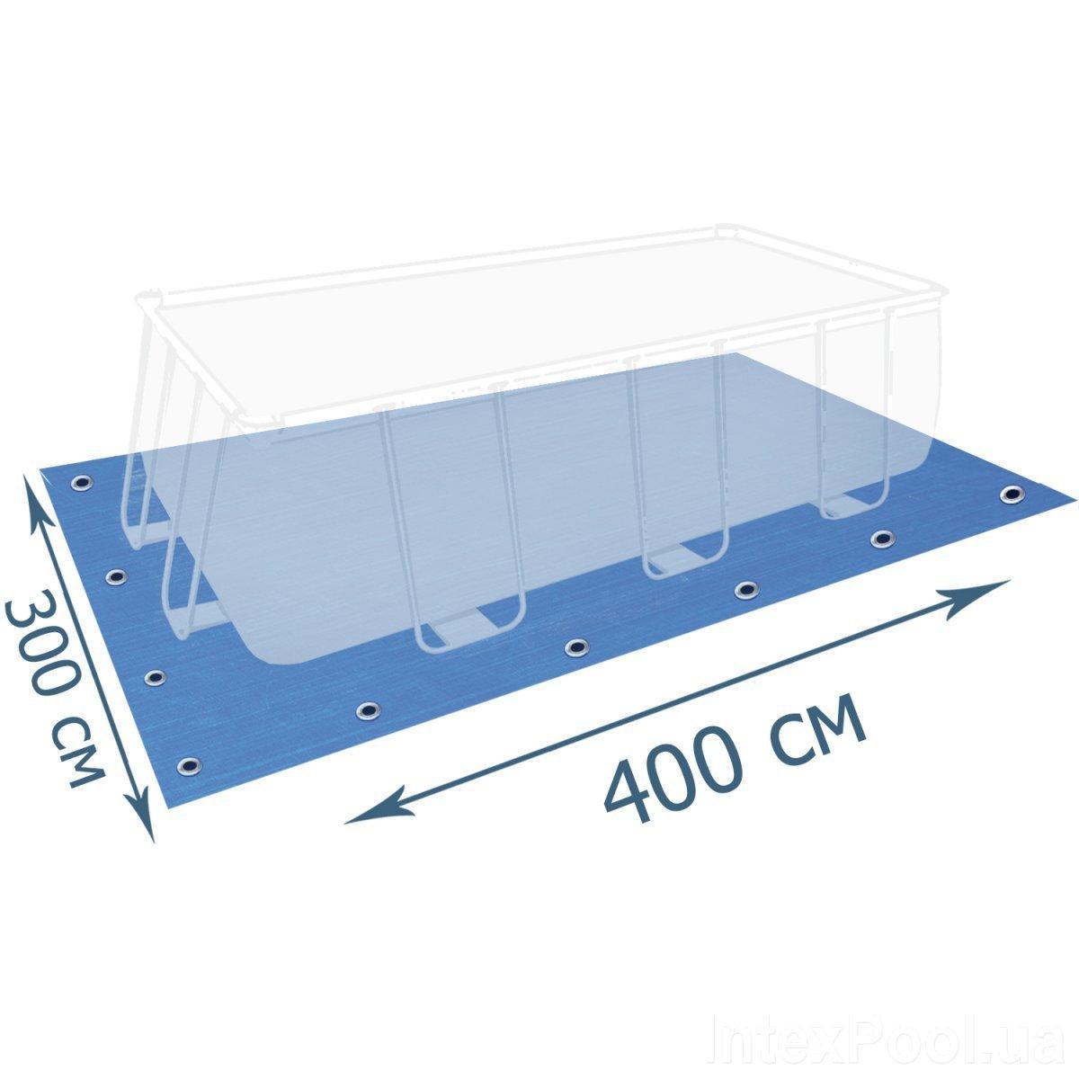 Универсальная подстилка X-Treme 28901, 400 х 300 см