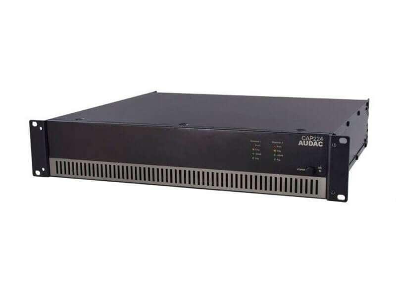 Усилитель 100V AUDAC CAP224