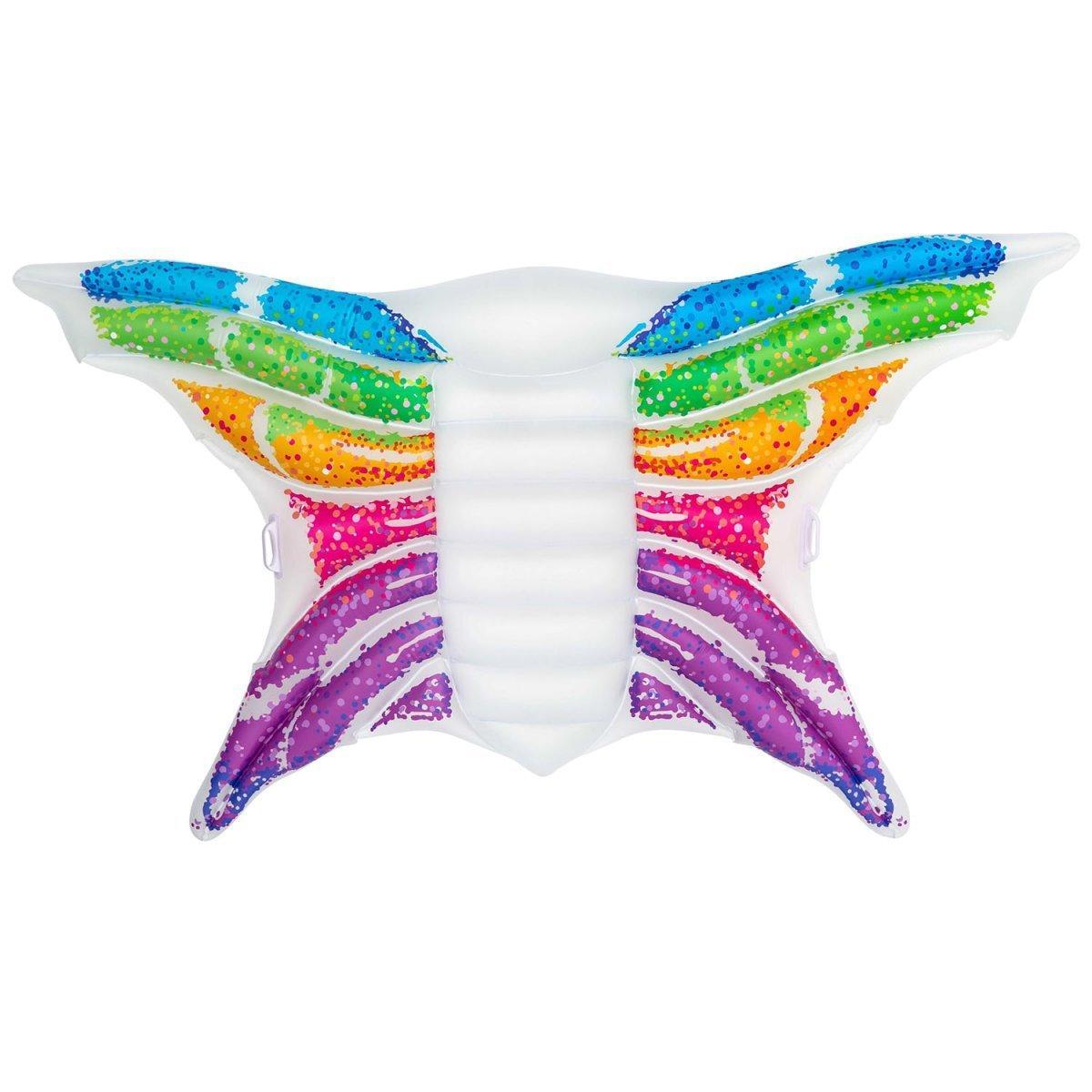 Надувной матрас Bestway 43261 Бабочка, 294 х 193 см