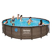 Каркасный бассейн Bestway 56977 - 0, 549 x 122 см