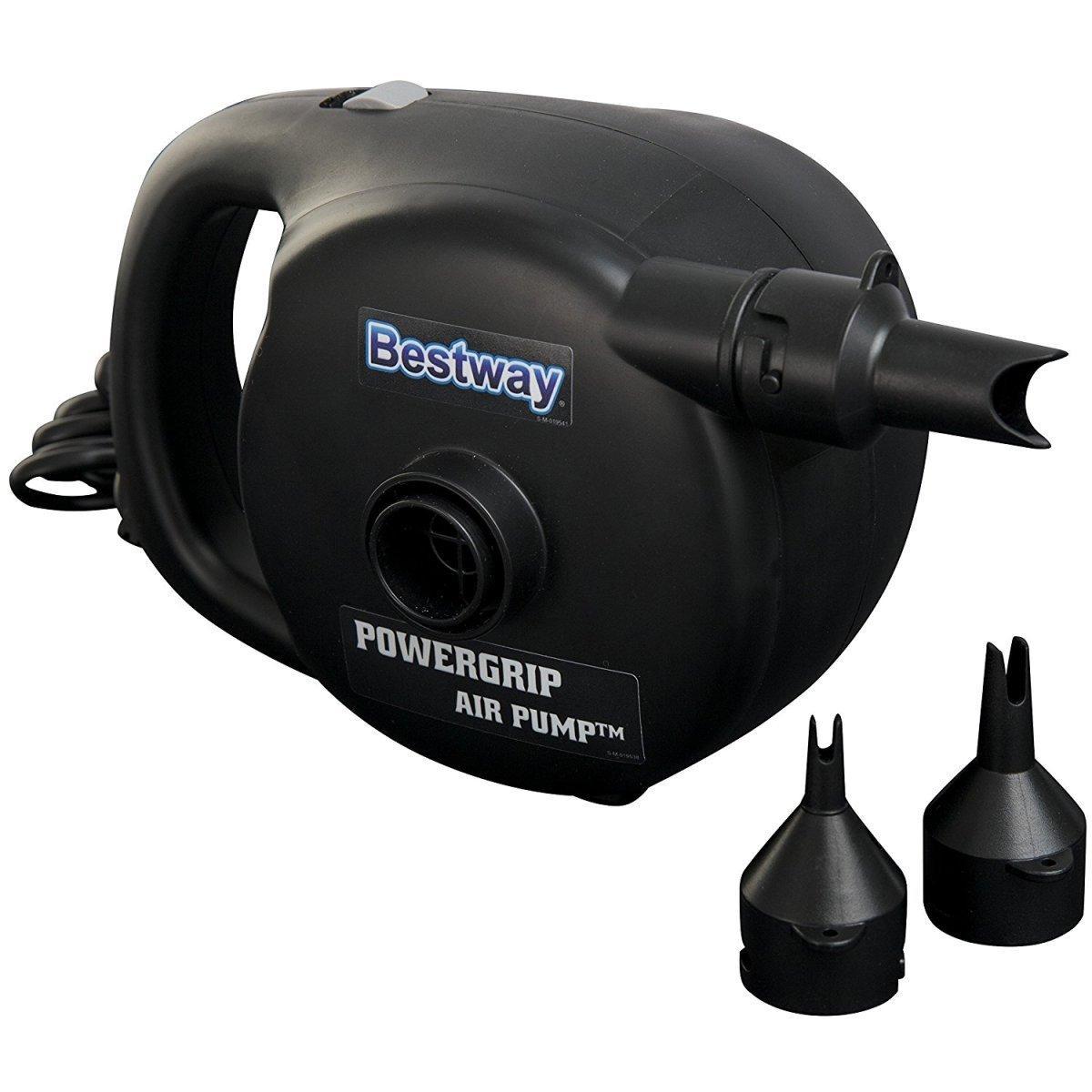 Электрический насос для надувания Bestway 62098 (от сети 220-240 V)