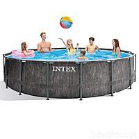 Каркасный бассейн Intex 26742 - 0, 457 x 122 см