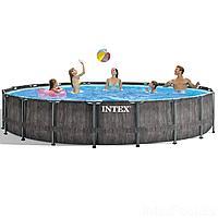 Каркасный бассейн Intex 26744 - 0 New, 549 x 122 см