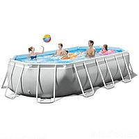 Каркасный бассейн Intex 26796 - 0, 503 x 274 x 122 см