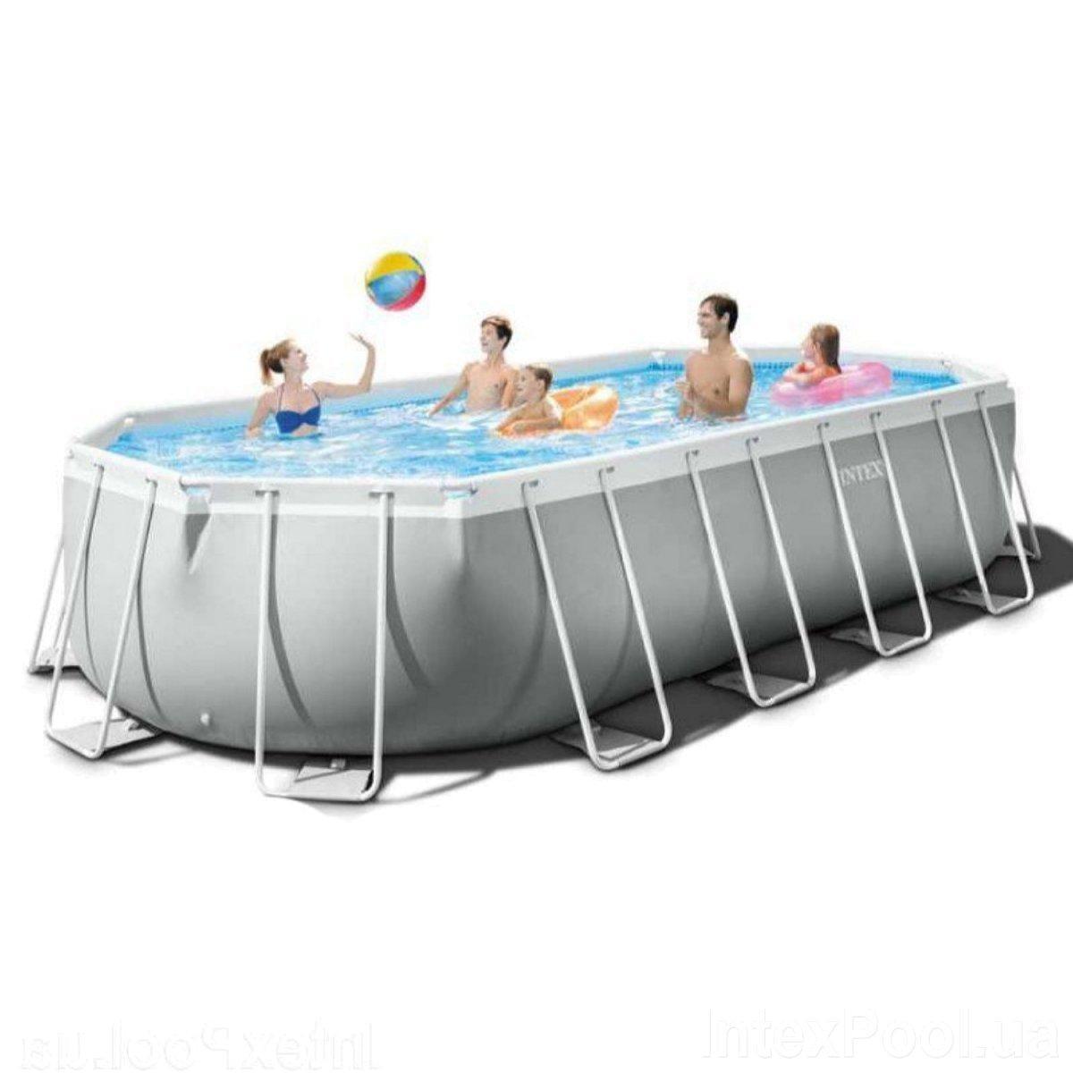 Каркасный бассейн Intex 26798 - 0, 610 x 305 x 122 см