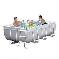Каркасный бассейн Intex 26784 - 1, 300 х 175 х 80 см, (лестница), фото 1