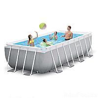 Каркасный бассейн Intex 26788 - 0, 400 x 200 x 100 см