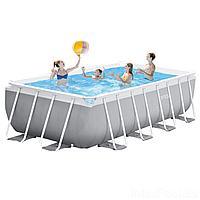 Каркасный бассейн Intex 26792 - 0, 488 x 244 x 107 см, фото 1