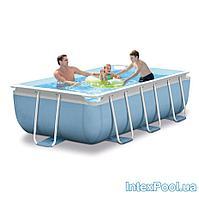 Каркасный бассейн Intex 28314, 300 х 175 х 80 см, (2 006 л/ч, лестница)