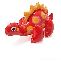 Надувная водная игрушка Intex 58590-D Динозавр Даллас, 29 х 15 см