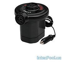 Электрический насос Intex 66626 от прикуривателя (12 V, 600 л/мин)