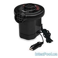 Электрический насос для надувания Intex 66632 ( 220-240 V, 12V, 450 л/мин), фото 1