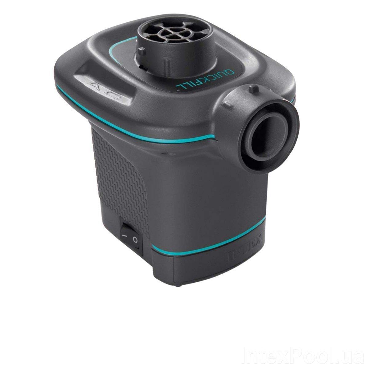 Электрический насос для надувания Intex 66640 от сети (220-240 V, 650 л/мин)