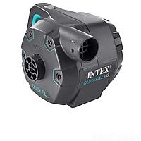 Электрический насос для надувания Intex 66644 от сети (220-240 V, 1100 л/мин), фото 1