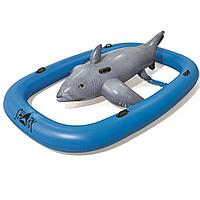 Надувная игра на воде Bestway 41124 Акула, 310 х 213 см, фото 1