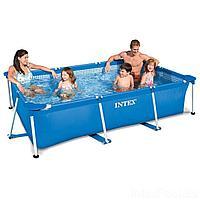 Каркасный бассейн Intex 28270, 220 х 150 х 60 см, фото 1